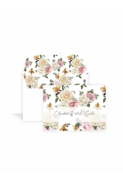 Cartão Roseira Supreme | a partir de 10 unidades