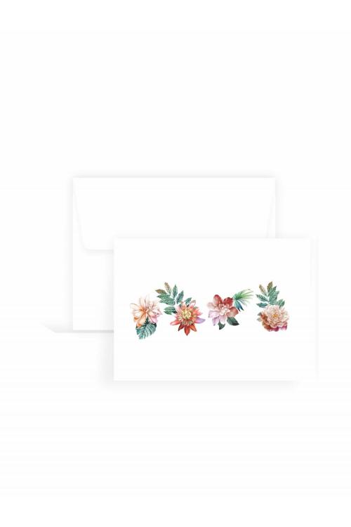 Cartão Ferrugem | 10 unidades